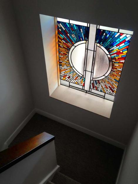 stained glass stephen weir stained glass glasgow scotland. Black Bedroom Furniture Sets. Home Design Ideas
